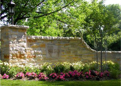 Hardscape Lannon Stone Wall
