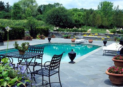 Pool and Hardscape in Brookfield